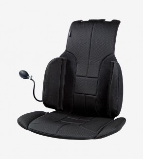 Lumbar + seat cushion