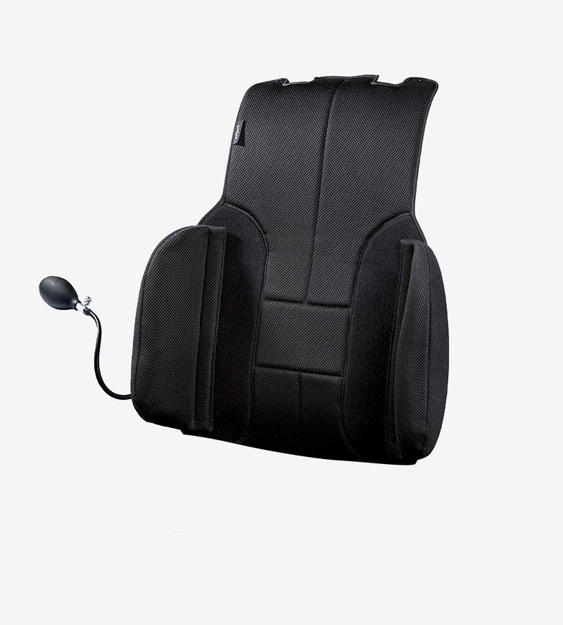 Lumbar car cushion