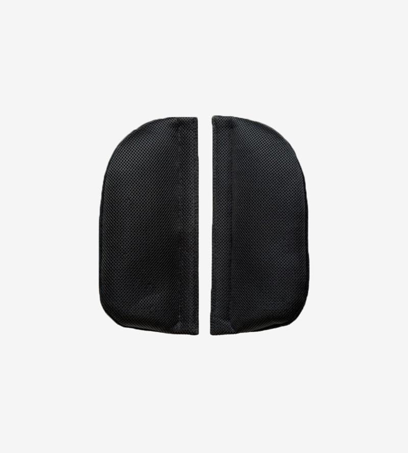 Back stabilising side cushions